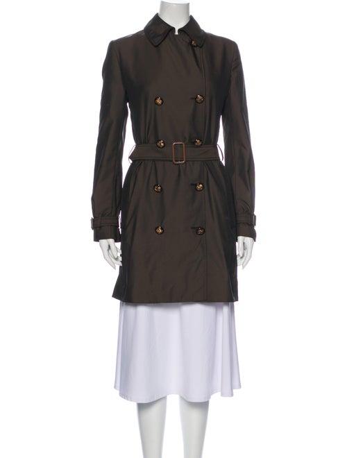 Stella McCartney Trench Coat Brown