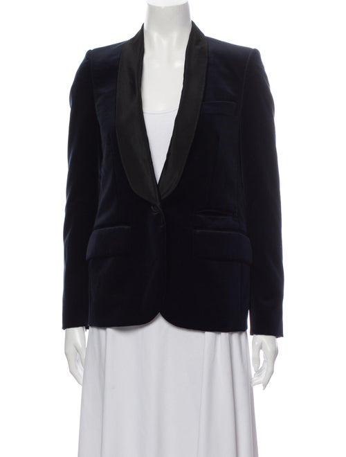 Stella McCartney Blazer Blue