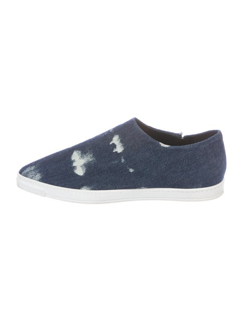 Stella McCartney Printed Sneakers Blue