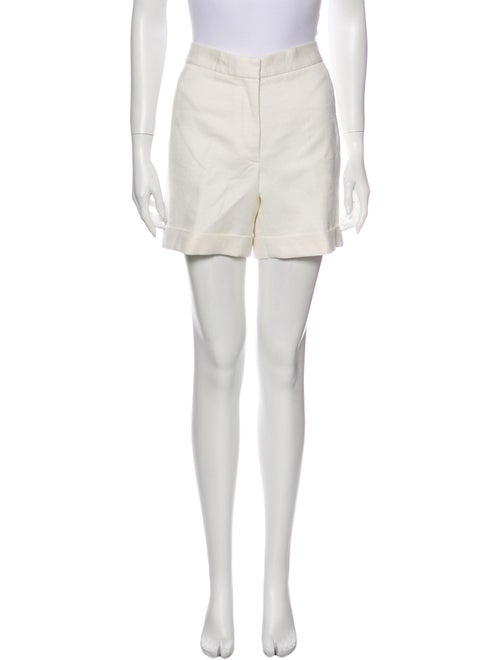 Stella McCartney Mini Shorts White