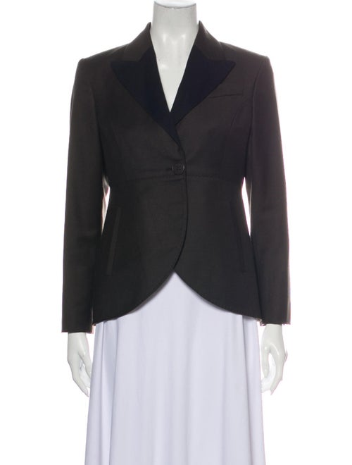 Stella McCartney Wool Blazer Wool