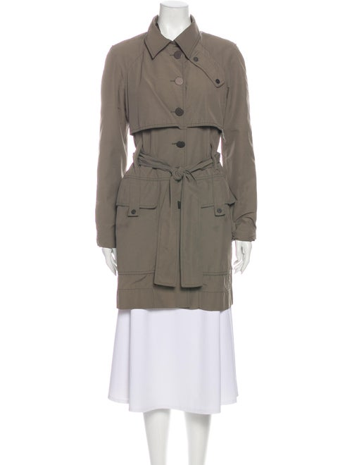 Stella McCartney 2007 Trench Coat Grey