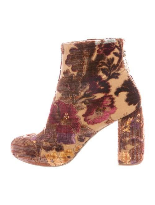 Stella McCartney Floral Print Boots