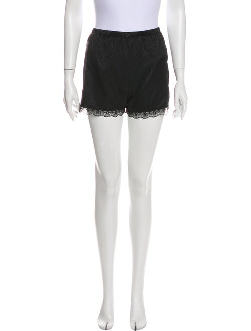 Stella McCartney Silk Pajamas w/ Tags Black
