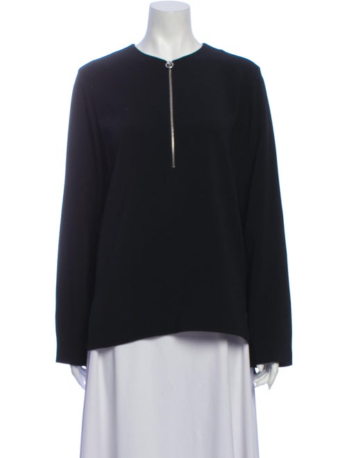 Stella McCartney 2016 Crew Neck Sweatshirt Black