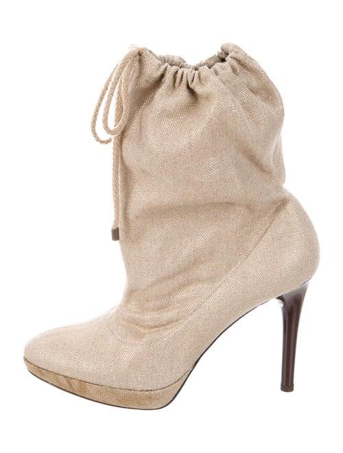 Stella McCartney Boots Gold