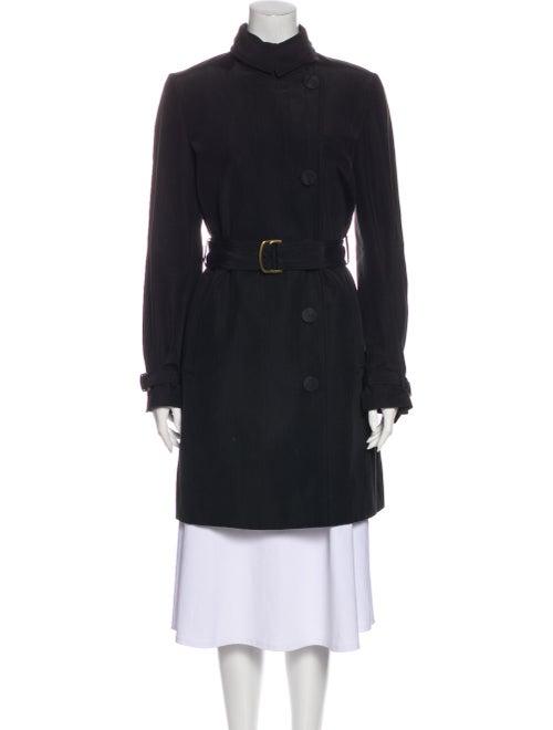 Stella McCartney 2010 Trench Coat Black
