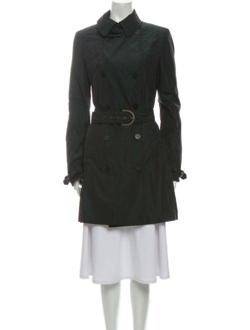Stella McCartney Trench Coat Green
