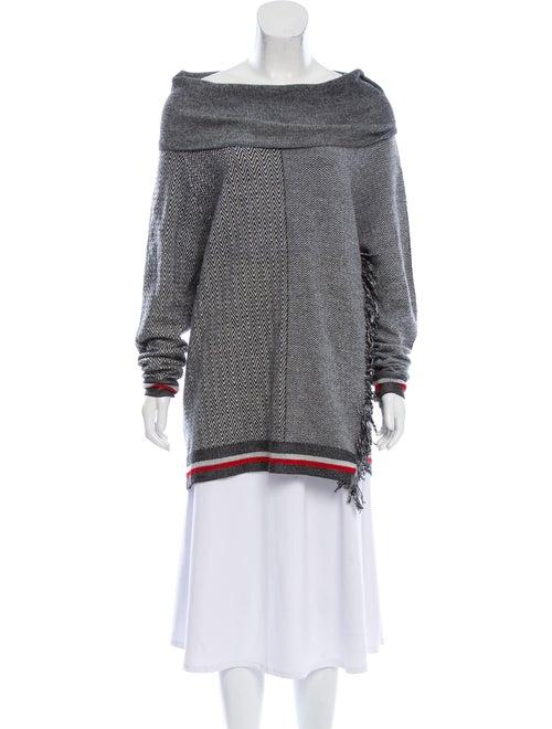 Stella McCartney Virgin Wool Striped Sweater