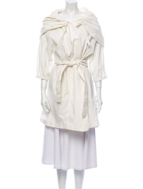 Stella McCartney Vintage 2006 Trench Coat White