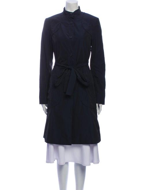Stella McCartney Vintage 2006 Trench Coat Blue