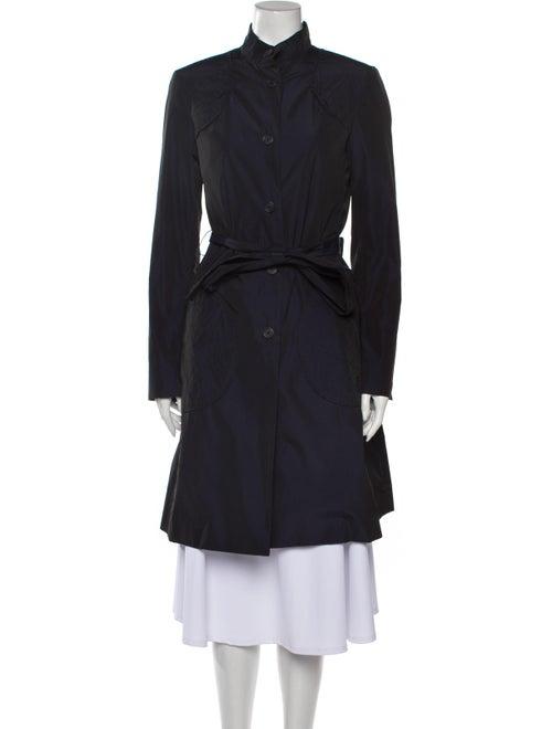 Stella McCartney Trench Coat Blue