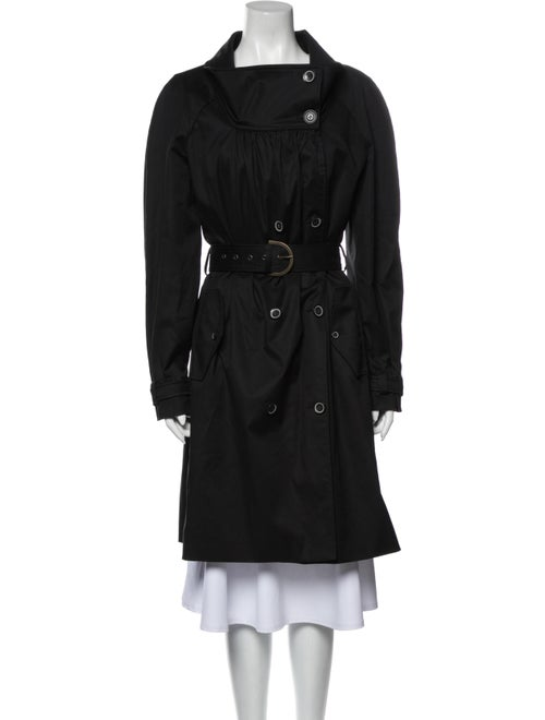 Stella McCartney Trench Coat Black