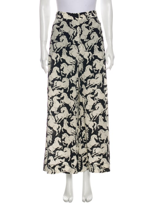Stella McCartney Silk Printed Lounge Set