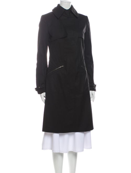 Stella McCartney Vintage 2004 Trench Coat Wool