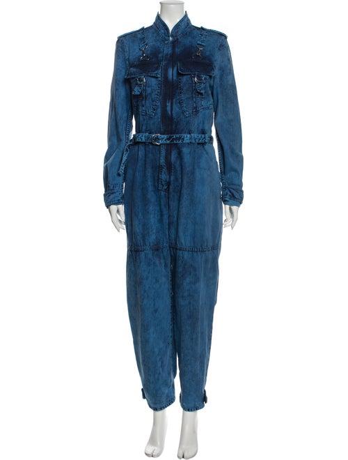 Stella McCartney Jumpsuit Blue