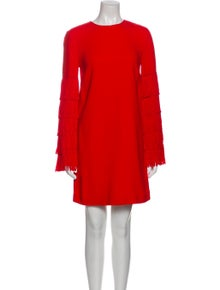Stella McCartney Crew Neck Mini Dress w/ Tags