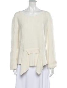 Stella McCartney Bateau Neckline Sweater
