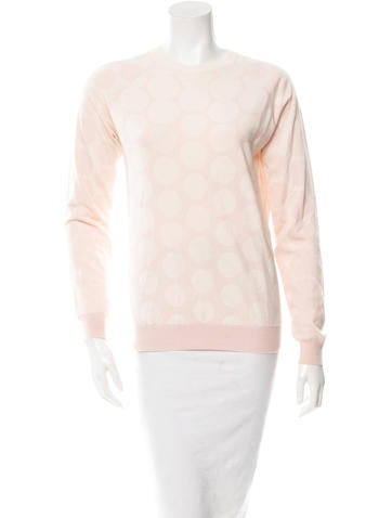 Stella McCartney Polka Dot Wool Sweater w/ Tags None