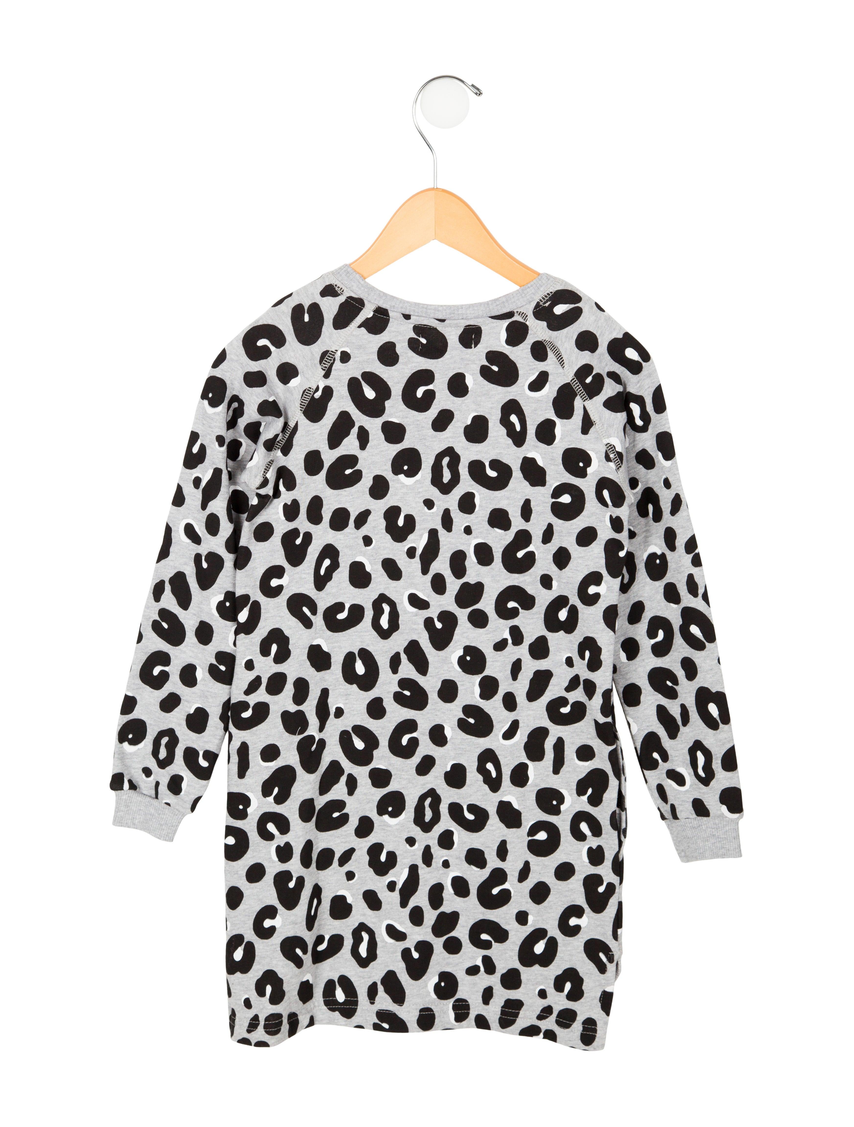 e48a463d897 Stella Mccartney Leopard Dress