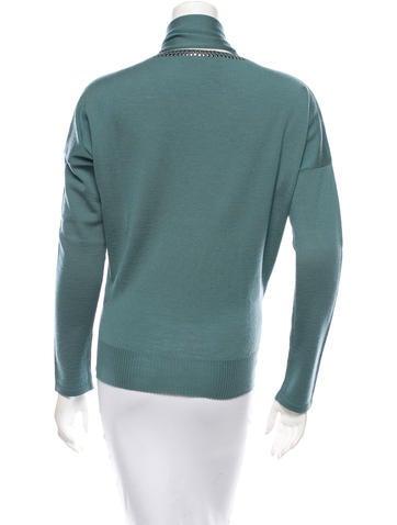 Studded Wool Sweater