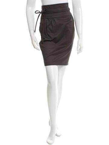 Stella McCartney Knee-Length Pencil Skirt