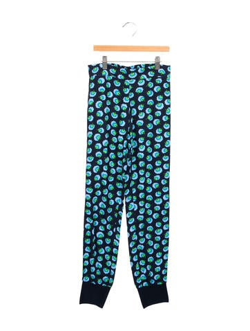 Stella McCartney Girls' Printed Jogger Pants w/ Tags None