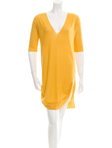 Stella McCartney Wool Knit Dress None