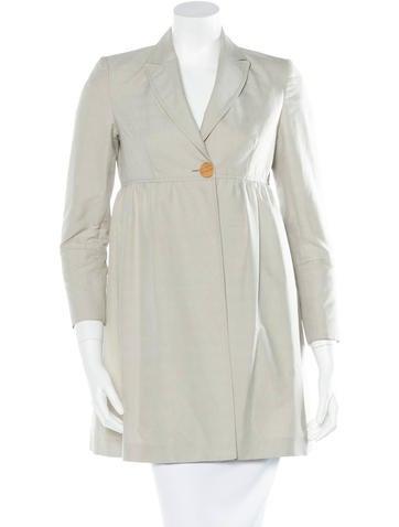 Stella McCartney Empire Waist Jacket