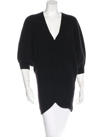 Stella McCartney Wool & Cashmere-Blend Sweater None