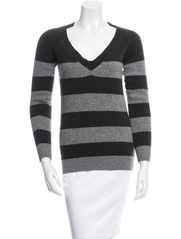 Stella McCartney Wool & Cashmere-Blend Top None