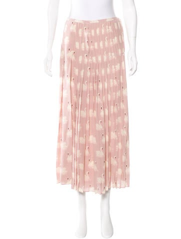 Stella McCartney Pre-Fall 2016 Pleated Skirt w/ Tags