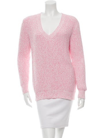 Stella McCartney V-Neck Knit Sweater None
