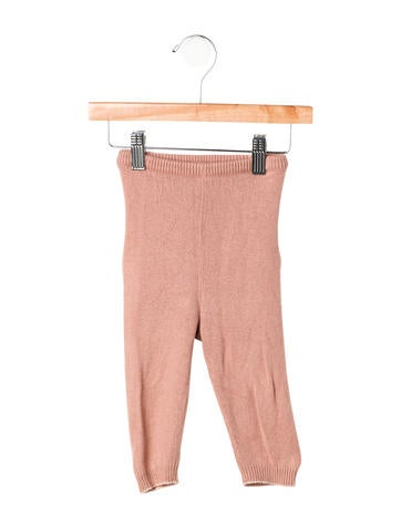 Stella McCartney Girls' Cashmere-Blend Leggings None
