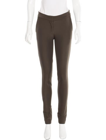 Stella McCartney Skinny Knit Pants w/ Tags None