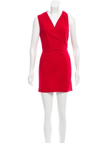 Stella McCartney Mini Cocktail Dress None