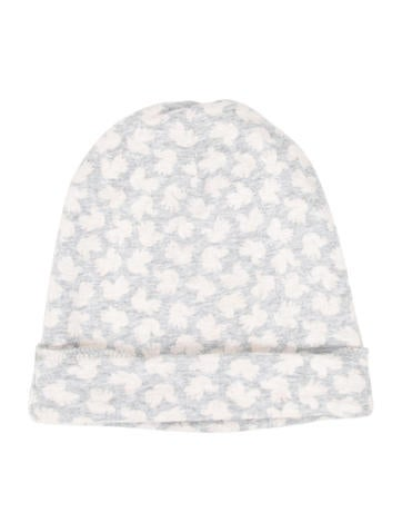 Stella McCartney Girls' Intarsia Knit Beanie None