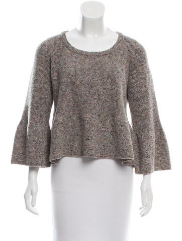 Stella McCartney Wool Knit Sweater None