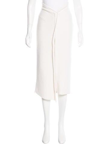 Stella McCartney Knit Midi Skirt w/ Tags None