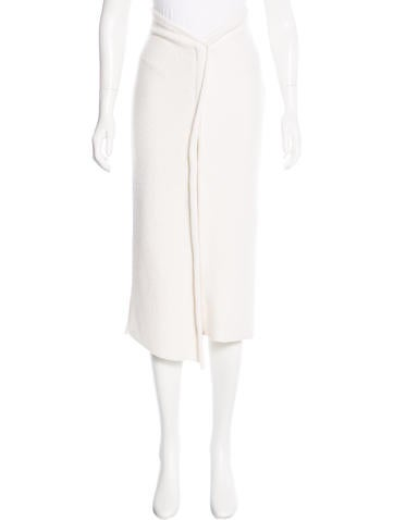 Stella McCartney Knit Midi Skirt w/ Tags None