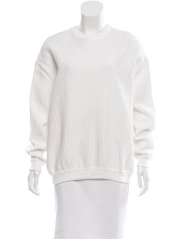 Stella McCartney Crew Neck Sweatshirt w/ Tags None