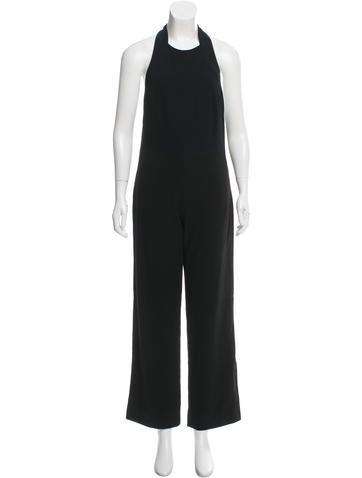 Stella McCartney Wool Wide-Leg Jumpsuit None