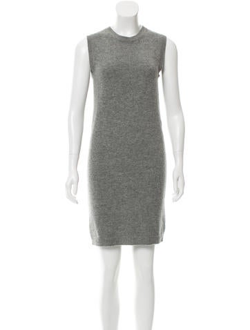 Stella McCartney Virgin Wool Sweater Dress None