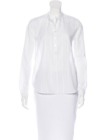 Stella McCartney Long Sleeve Button-Up Top w/ Tags None