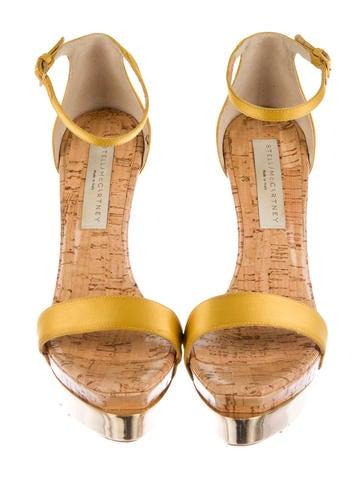 Hokkaido Platform Sandals