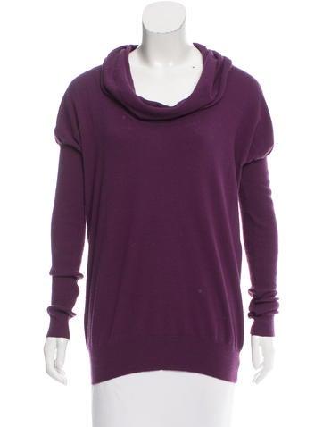 Stella McCartney Long Sleeve Wool Sweater None