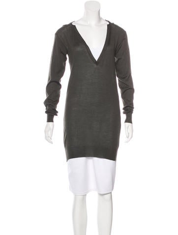 Stella McCartney Long Sleeve Knit Sweater None
