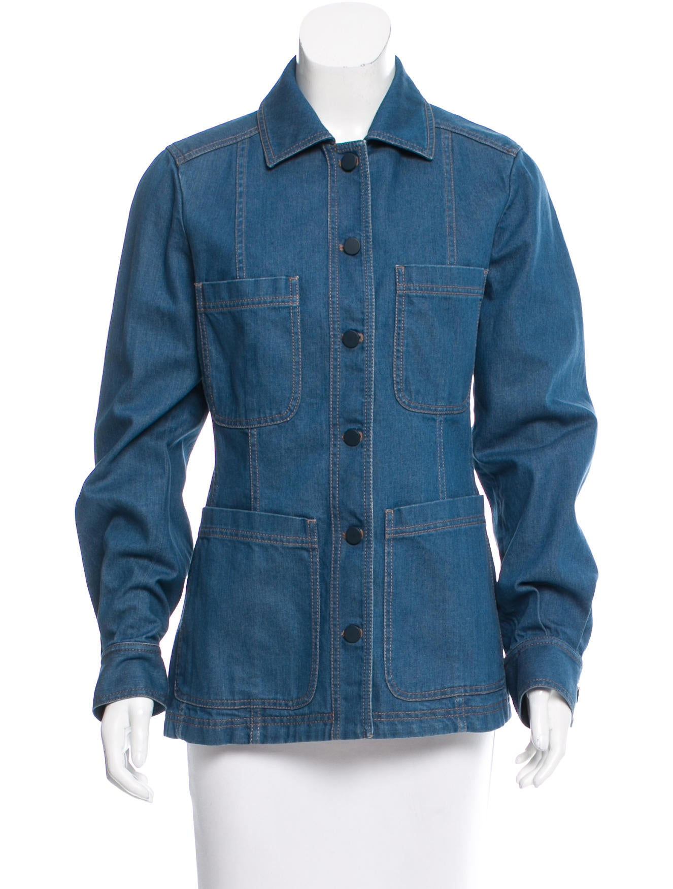 Find great deals on eBay for womens fitted denim jacket. Shop with confidence.