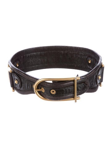 stella mccartney vegan leather buckle belt accessories