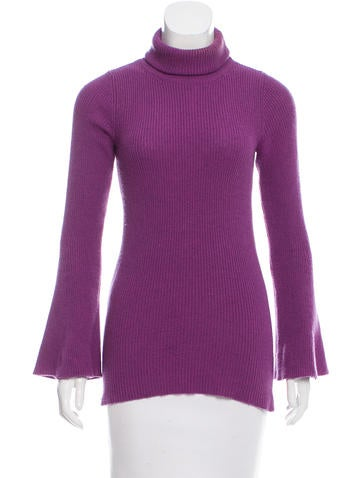 Stella McCartney Wool Turtleneck Sweater None